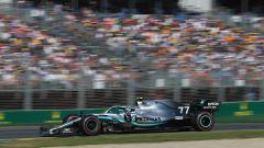 Valtteri Bottas è il leader della classifica piloti F1 dopo il Gp d'Australia 2019