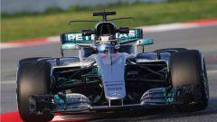 Valtteri Bottas Mercedes W08 EQ Power+