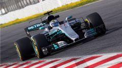 Valtteri Bottas - Mercedes W08 EQ Power+