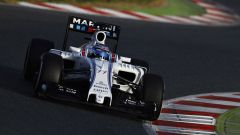 Valtteri Bottas - Williams FW38 2016