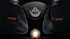 Vanderheide Gentleman's Racer, cupolino in carbonio