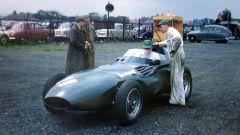 Vanwall: in F1 vinse il titolo costruttori nel '58 con Moss, Broooks e Lewis-Evans