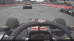 Var GP Emilia Romagna 2020: Incidente di gara tra Vettel e Magnussen - Immagine: 4