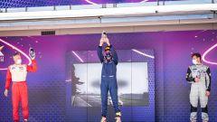 Varano De' Melegari, Massimo Arduini sul gradino più alto del podio