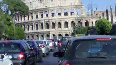 Blocco auto diesel, a Roma stop agli Euro 3 da 1° novembre 2019