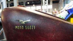 Vecchi serbatoio Moto Guzzi  - Auto e Moto d'Epoca 2016