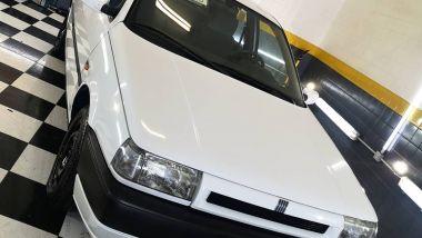 Vecchia Fiat Tipo, una bella doccia e...come nuova!