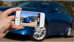 Vendere auto usate, curare la foto gallery