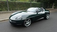 Vendesi Alfa Romeo Disco Volante Spyder by Touring Superleggera