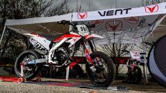 Vent Derapage RR in configurazione racing