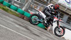 Vent Derapage RR: che divertimento il motard racing! La prova in pista - Immagine: 7