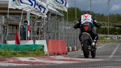 Vent Derapage RR: che divertimento il motard racing! La prova in pista - Immagine: 6