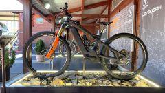 Vent LDV500: il modello RR pronto gara con la vistosa forcella arancione