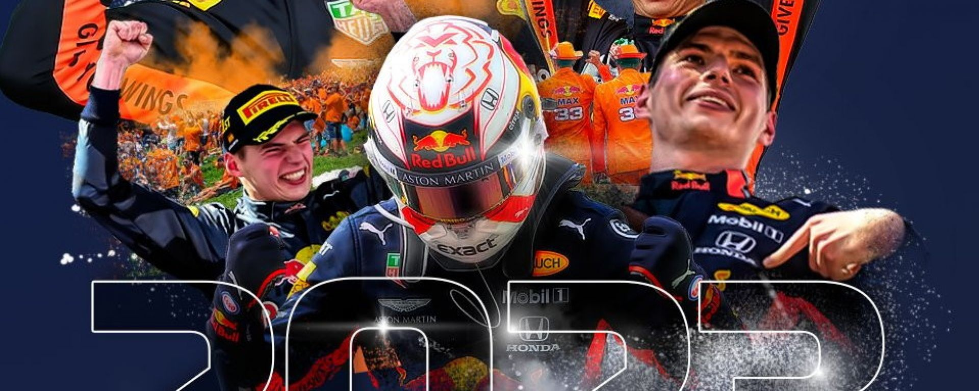Verstappen 2023 Red Bull