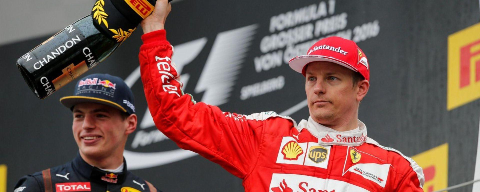 F1 Gran Bretagna: Raikkonen preferisce il vecchio layout di Silverstone