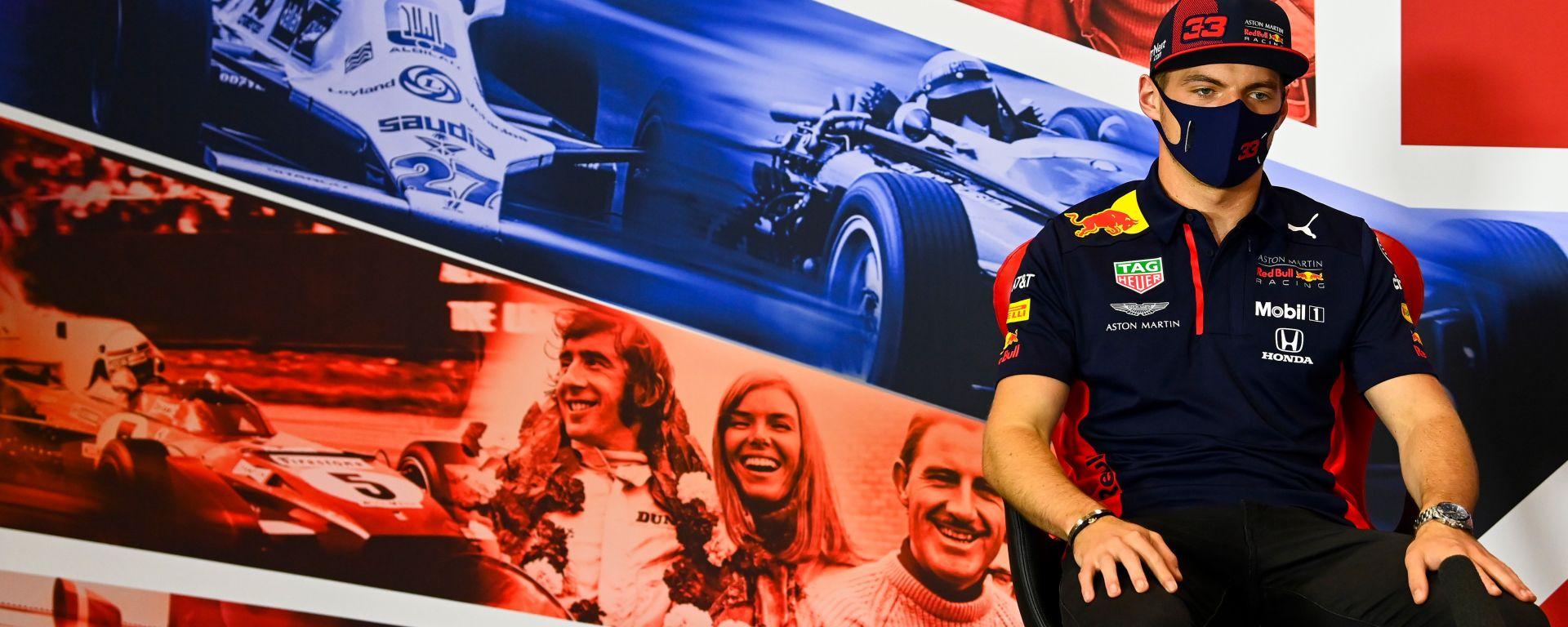 """Verstappen e il format """"stupido"""" del GP Emilia Romagna"""