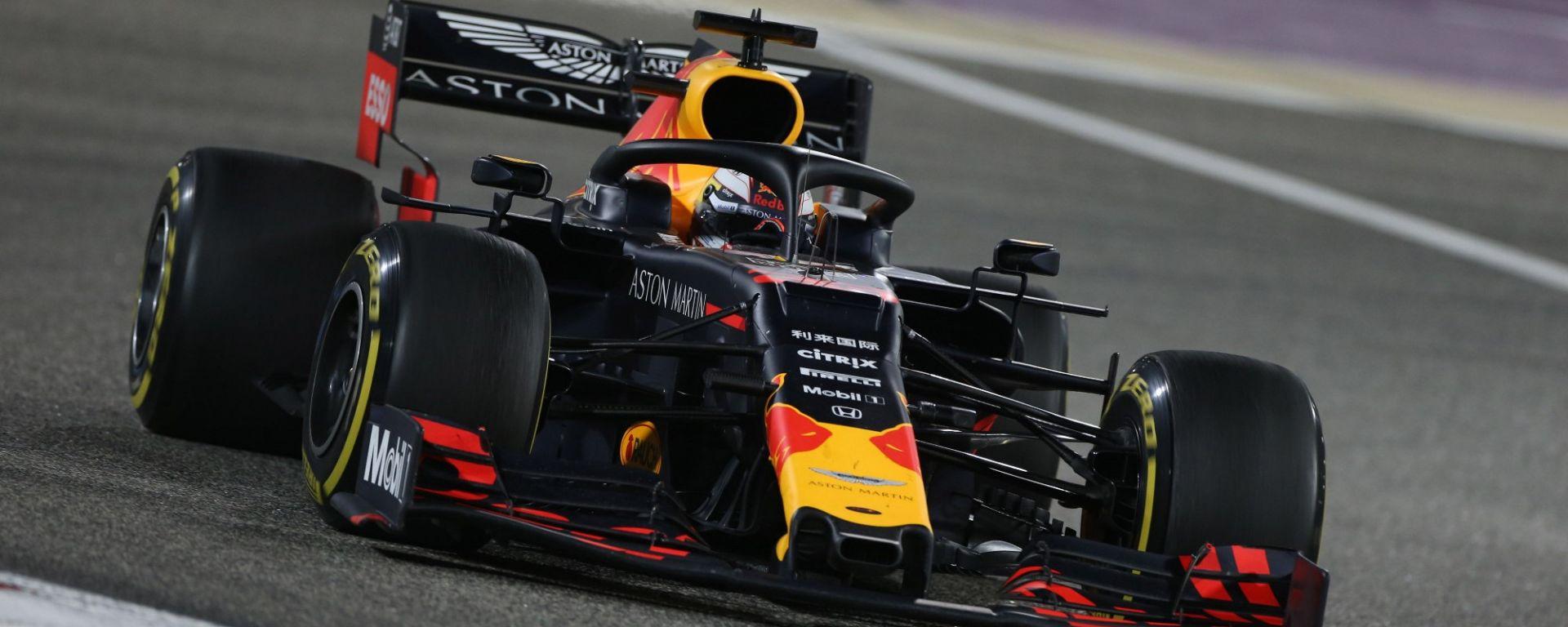 """Verstappen soddisfatto: """"Fatto il massimo, non avevamo il passo"""""""
