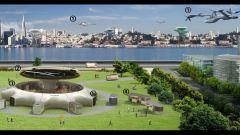 Vertiporti: la Mobilità Aerea Urbana prevede aeroporti ad atterraggio e decollo verticale