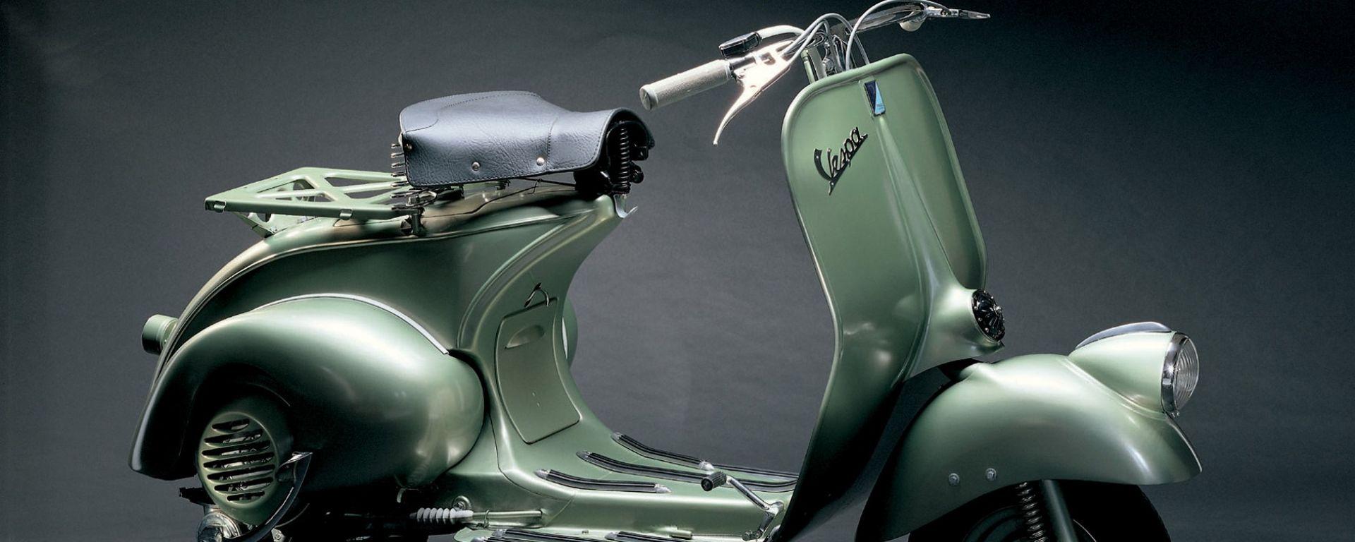 Vespa 125 cc 1948