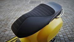 Vespa 300 GTS Super, la sella è di ottima qualità