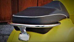 Vespa 300 GTS Super, tanti i dettagli cromati