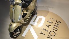 Vespa 75th celebra i 75 anni dell'iconica 2 ruote
