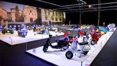 Vespa: 75 modelli al Museo Autoworld di Bruxelles per i 75 anni
