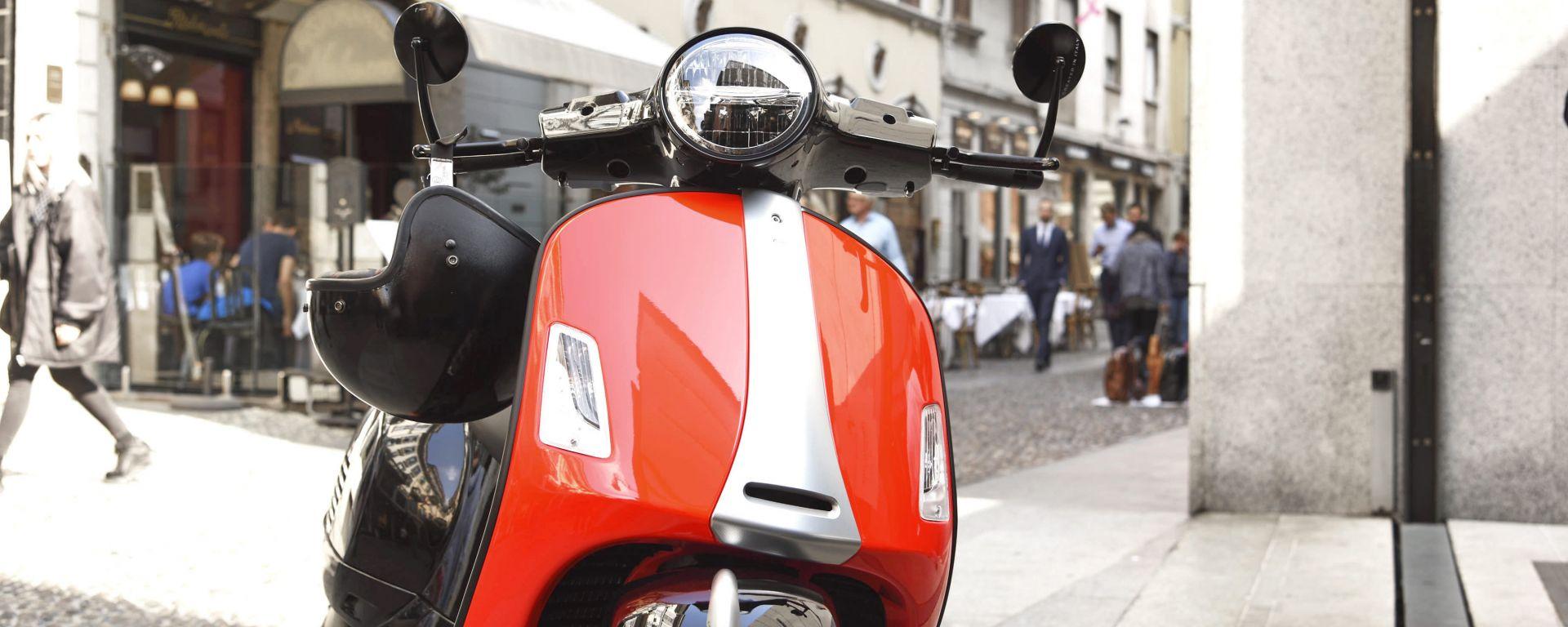 Vespa GTS 300 e Rizoma