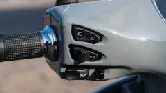 Vespa GTS 300 HPE SuperTech: il blocchetto sinistro