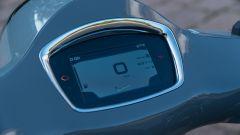 Vespa GTS 300 HPE SuperTech: il display TFT a colori della strumentazione