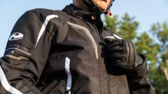 Vespa GTS 300 HPE SuperTech: la giacca Held
