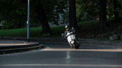 Vespa GTS 300 HPE SuperTech: si viaggia bene anche fuori città