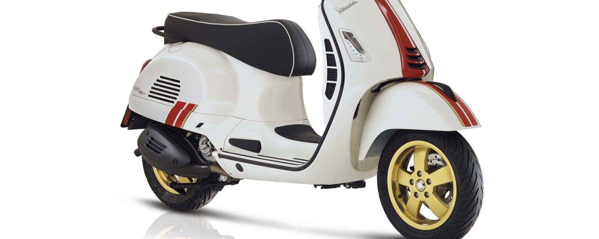 Vespa GTS Racing Sixties