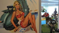 Vespa: si festeggiano i 70 anni con una mostra al Museo Nicolis - Immagine: 32