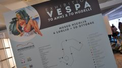 Vespa: si festeggiano i 70 anni con una mostra al Museo Nicolis - Immagine: 34