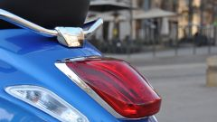 Vespa Sprint 125 iGet, fanale posteriore