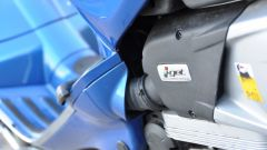 Vespa Sprint 125 iGet, motore