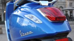 Vespa Sprint 125 iGet, vista posteriore