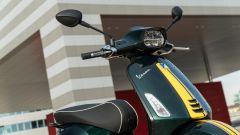 Vespa Sprint 125 Racing Sixties: due colori disponibili: verde/giallo e bianco/rosso