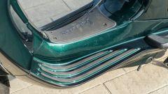 Vespa Sprint 125 Racing Sixties: la pedana con i profili antiscivolo