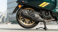 Vespa Sprint 125 Racing Sixties: lo scooter è omologato euro 4