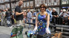 Vespa World Days 2017, momenti di festa