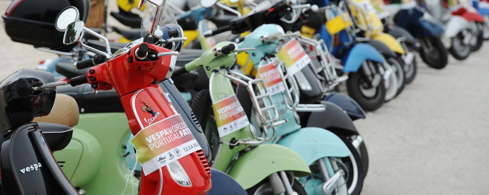 Vespa World Days in Norvegia