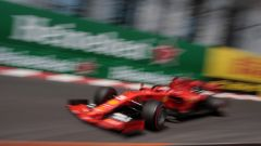 Vettel a Monaco