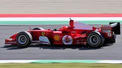 Vettel avrebbe voluto comprare una Ferrari F2004