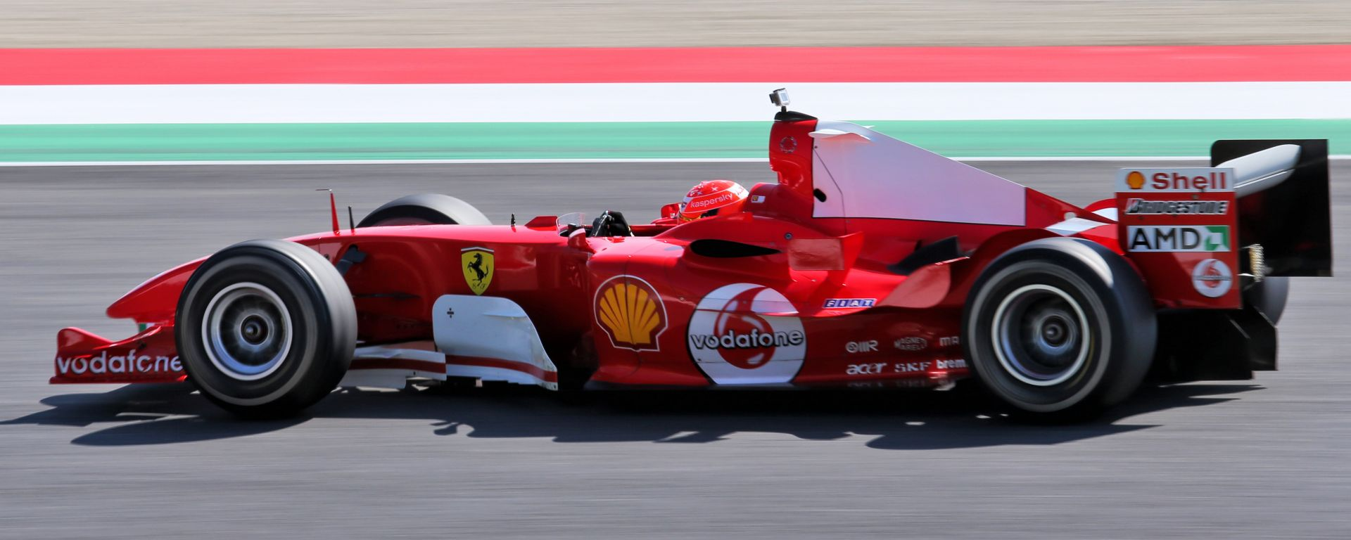 Ferrari F2004: un gioiello troppo costoso anche per Vettel