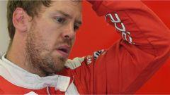 Vettel - Baku Circuit