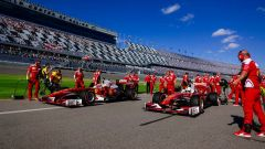 Vettel e Raikkonen - Finali Mondiali Daytona