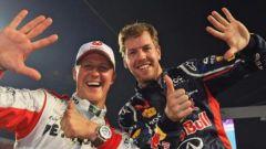 Vettel e Schumacher insieme alla Race of Champions 2019 - Immagine: 3