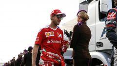 Vettel - F1 GP Abu Dhabi